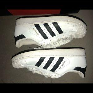 Shell-toe adidas
